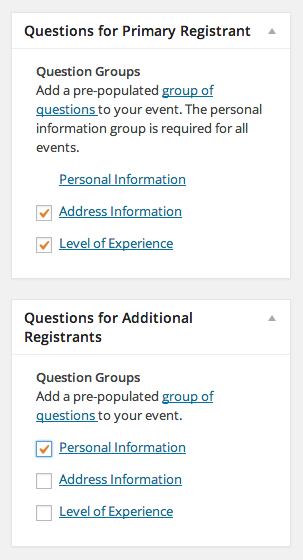 Customizable online assignment