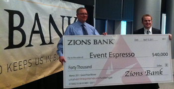 Event Espresso Wins $40,000 in Entrepreneur Competition