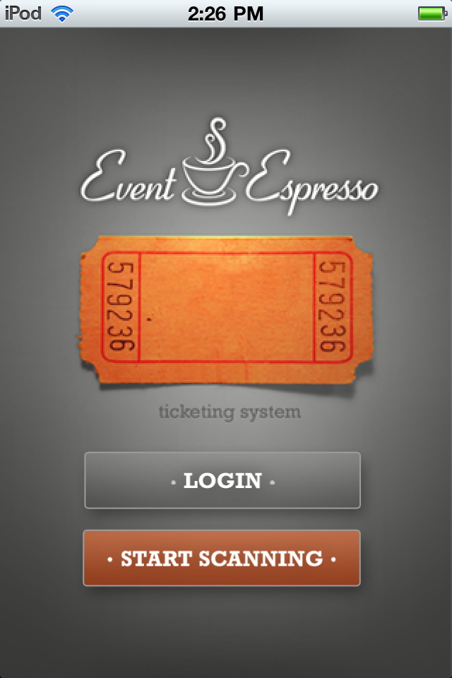 Event Espresso Mobile Ticketing Apps