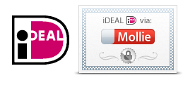 Pay with iDeal Mollie